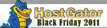 Hostgator Black Friday 2011